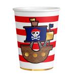 8 Cups Pirates Map Paper 250 m
