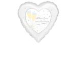 Standard Alles Gute zur Hochzeit Foil Balloon S40 Packaged