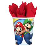 8 Cups Super Mario Paper 250 m