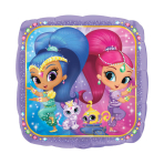 "Standard ""Shimmer & Shine"" Foil Balloon  , S60, packed, 48 x 73cm"