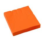 20 Napkins Orange Peel 33 x 33 cm