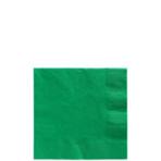 50 Napkins Festive Green 25 x 25 cm