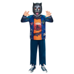 Child Costume Werewolf  Recyc 4-6 Years