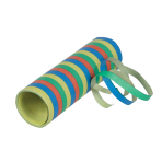 Streamer Stripes Flame Retardant Paper 0.7 x 400 cm