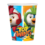 8 Cups Top Wing 250ml