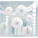 9 Decorating Kit White