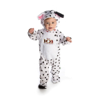 Baby Costume Dalmatian Romper Age 3 - 6 Months