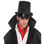Costume Accessory Vampire Scarf One Size