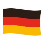 Flag Germany 300x500 cm