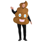 Adult Costume Pooper Size Size M