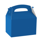 Party Box Bright Royal Blue    Paper
