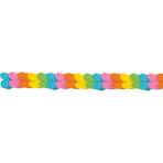 Garland Multicolour Paper 365 cm