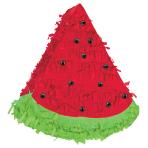 Pinata Watermelon Paper / Plastic 14.6 x 16.5 cm