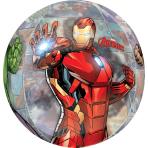 Orbz Marvel Avengers Power Unite Foil Balloon G40 Packaged