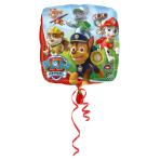 Standard Paw Patrol Foil Balloon S60 Bulk 43 cm