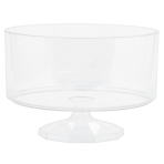 Trifle Container Plastic Small 15.2 x 11.3 cm