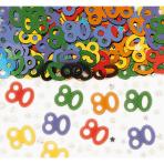 Confetti 80 Multicolour Foil 14 g