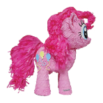 Pinata My Little Pony Pinkie Pie Paper 40.3 x 47.5 x 11.6 cm