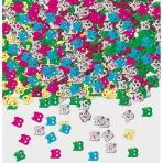 Confetti 18 Multicolour Foil 14 g