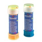 2 Soap Bubble Tubes Plastic 60 ml