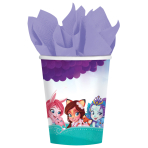 8 Cups Enchantimals Paper 250 ml
