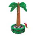 Inflatable Drinks Cooler Jumbo Palm Tree 182,8 x 76,2 cm
