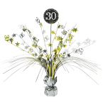 Spray Centrepiece 30 Sparkling Celebration - Gold Foil / Paper 45.7 cm