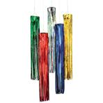 String Decoration Fringed Foil 80 cm