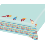 Tablecover Tepee & Tomahawk Paper 115 x 175 cm