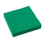 20 Napkins Festive Green 33 x 33 cm