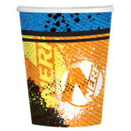 8 Cups Nerf Paper 266 ml