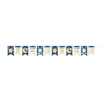 Pennant Banner Twinkle Little Star Paper 457 x 17.7 cm