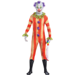 Party Suit Clown Size XL