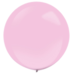 "4 Latex Balloons Decorator Fashion Pretty Pink 61 cm / 24"""