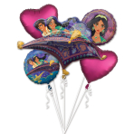 Bouquet Aladdin Foil Balloon P75 Packaged
