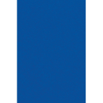 Tablecover Bright Royal Blue Paper 137 x 274 cm