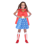 Child Costume Wonder Woman Classic 4-6 yrs