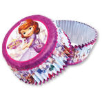 24 Cupcake Cases Sofia the First