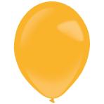 "50 Latex Balloons Decorator Fashion Orange Peel 35 cm / 14"""