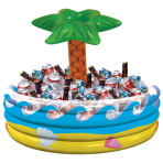 Inflatable Palm Tree Cooler 72.3 x 67.3 cm
