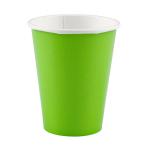 20 Cups Kiwi Green Paper 266 m