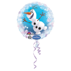 Standard Frozen Olaf Foil Balloon S60 Packaged 43 cm