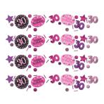 Confetti 30 Sparkling Celebration - Pink 34 g