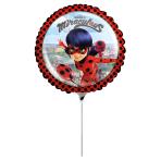 """9'' """"Miraculous"""" Foil Balloon, A20, airfilled, 23 cm"""