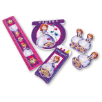 20 Stationary Pack Sofia the First