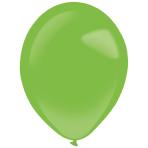 "50 Latex Balloons Decorator Standard Festive Green 35 cm / 14"""