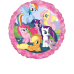 Standard My Little Pony Foil Balloon S60 Packaged 43 cm