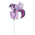 Mini Shape My Little Pony FoilBalloon A30 Air Filled