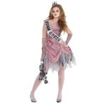 Girl's Costume Zom Queen 12 - 14 Years