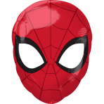 "Junior Shape ""Spider-Man Animated"" Foil Balloon  , S60, packed, 30 x 43cm"
